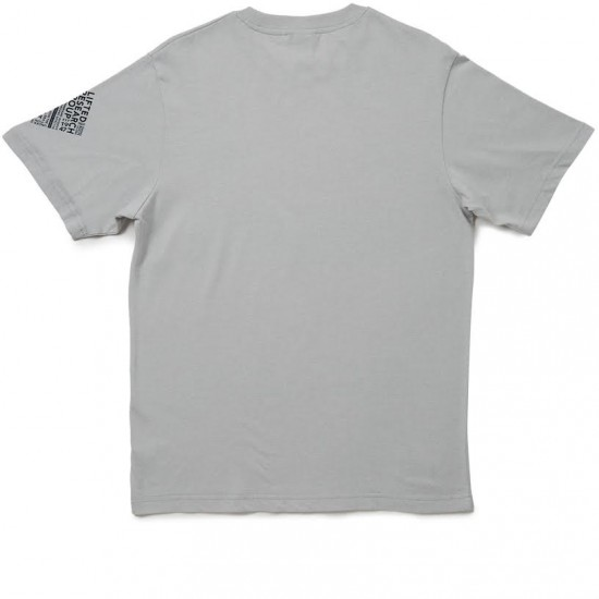LRG Bars T-Shirt - Light Grey Heather