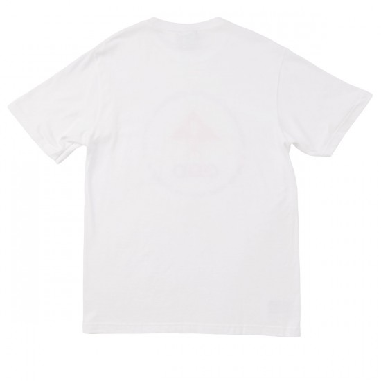LRG RC Live For Today T-Shirt - White