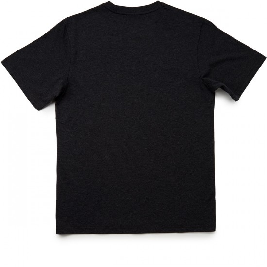 LRG Clothing and Equipment T-Shirt - Black Heather