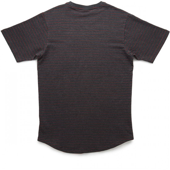 LRG Roots Foundation Scoop T-Shirt - Black