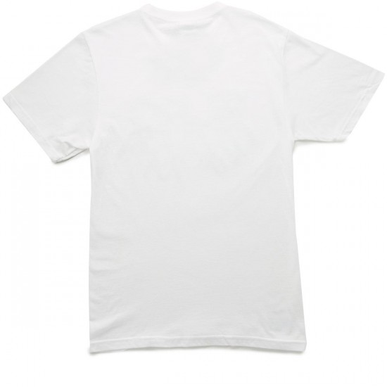 LRG RC Round About T-Shirt - White