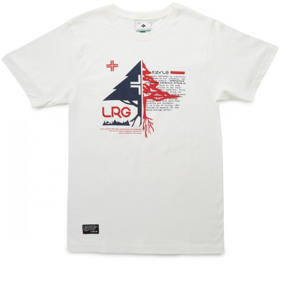 LRG RC Organic Tactics T-Shirt - White