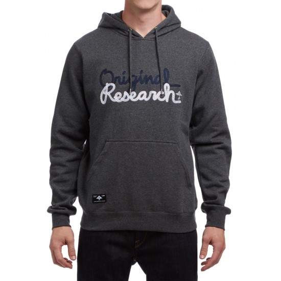 LRG Original Research Pullover Hoodie - Charcoal Heather