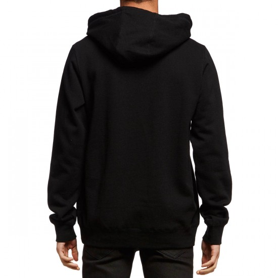 LRG Research Spec Pullover Hoodie - Black