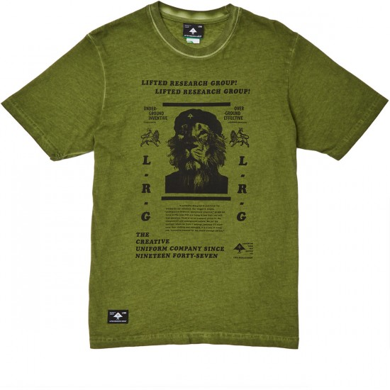 LRG The Resolution T-Shirt - Military Olive