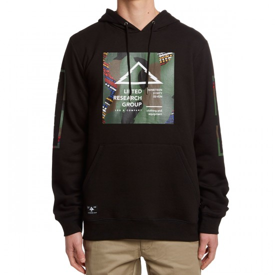 LRG Tree Search Pullover Hoodie - Black