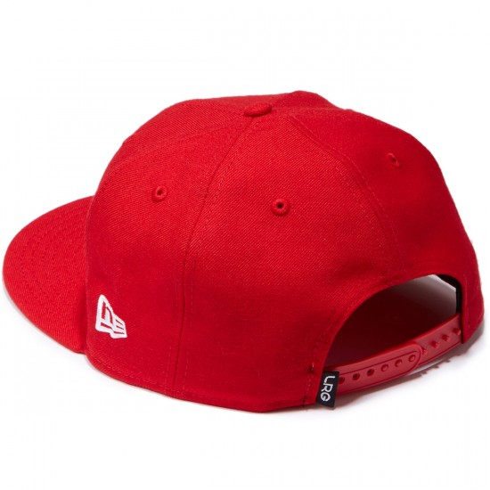 LRG Retro Eternity Snapback Hat - Red