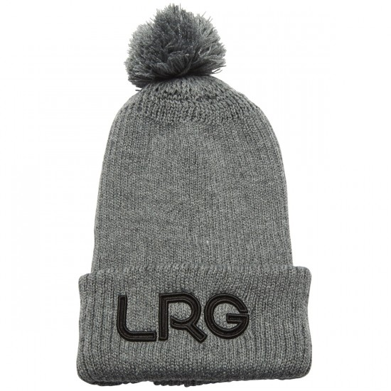 LRG Modern Classics Beanie - Charcoal Heather