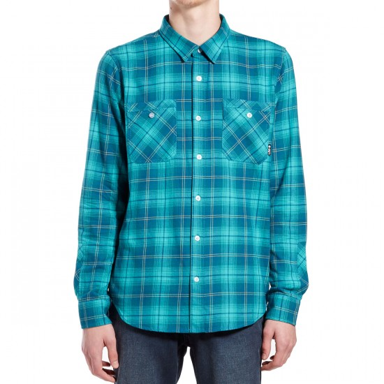LRG Innerspeaker Long Sleeve Shirt - Sea Green