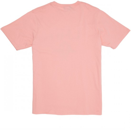 LRG Geo Tree T-Shirt - Light Pink
