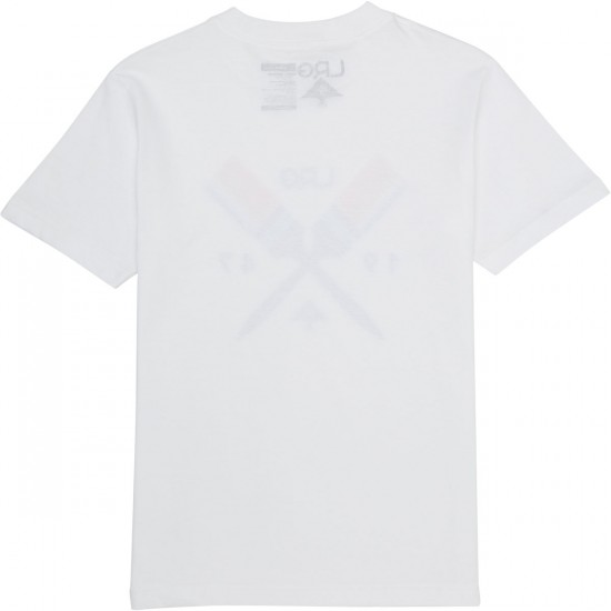 LRG Touch Up T-Shirt - White