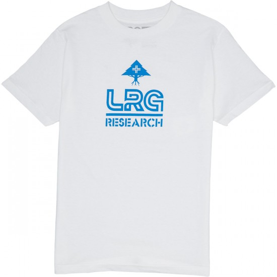 LRG 47 Research T-Shirt - White