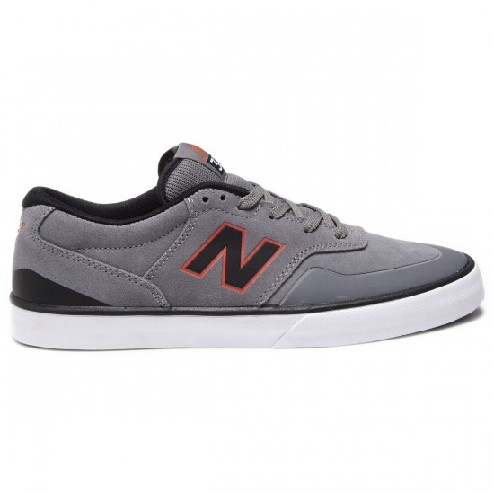 New Balance Arto 358 Shoes - Grey/Black - 8.0