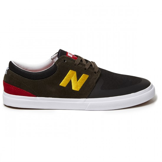 New Balance Brighton 344 Shoes - Black/Olive - 8.0