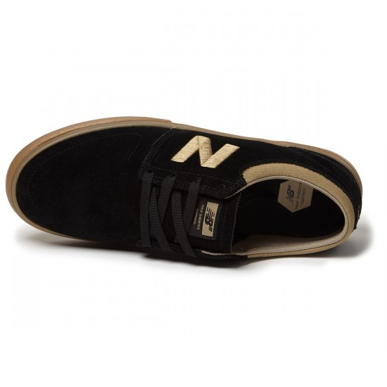 New Balance Brighton 344 Shoes - Black/Gum - 8.0