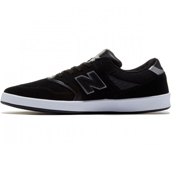 New Balance 598 Shoes - Black - 8.0