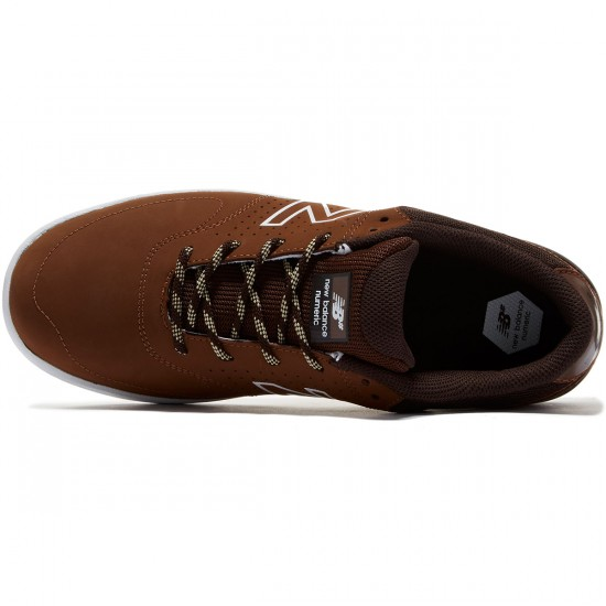 New Balance PJ Stratford 533 Shoes - Brown - 8.0