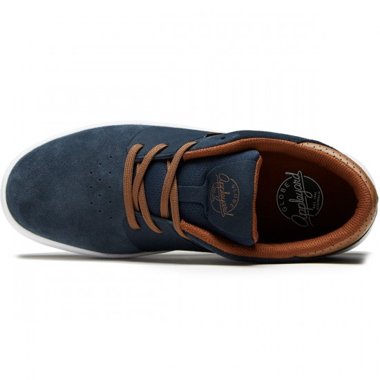 Globe Mahalo SG Shoes - Navy/Tan
