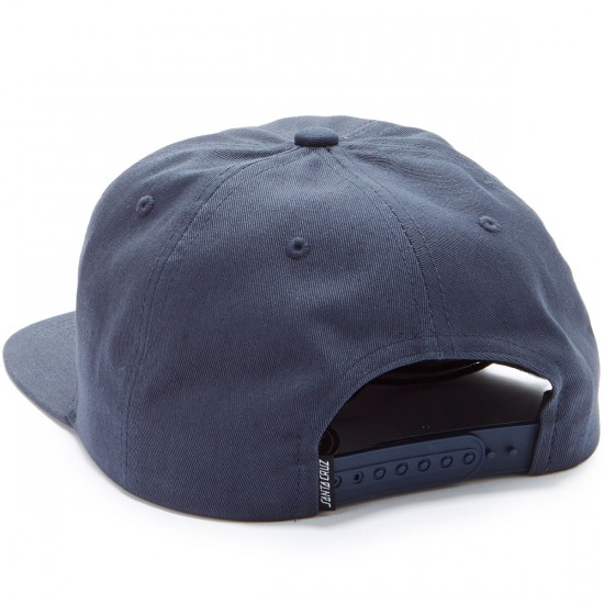 Santa Cruz Aptos Snapback Hat - Ink