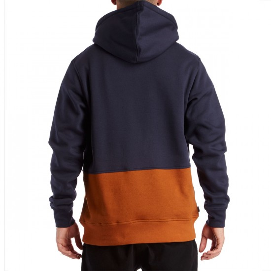 The Hundreds Miles Pullover Fall 2016 Hoodie - Navy