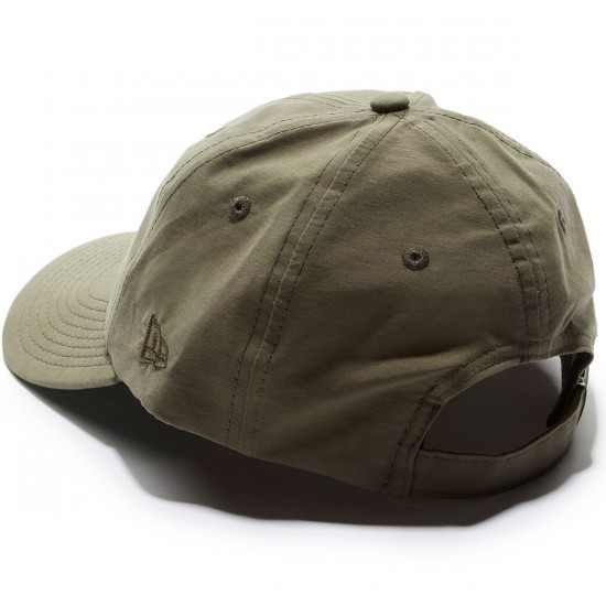 The Hundreds Chief New Era Hat - Dusty Green