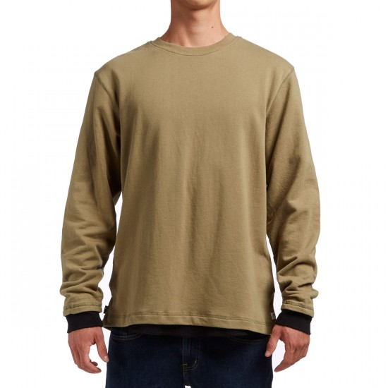 The Hundreds Oaks Pullover Hoodie - Dusty Green