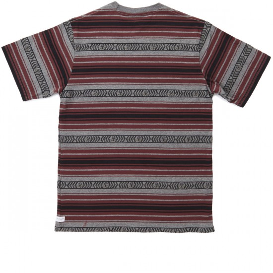 The Hundreds Rivera T-Shirt - Burgundy
