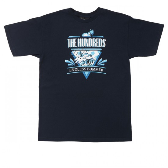 The Hundreds Beach T-Shirt - Navy