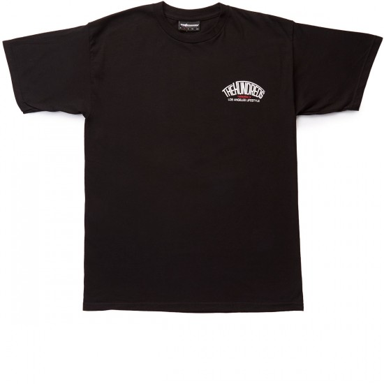 The Hundreds Chapter Fall 2016 T-Shirt - Black