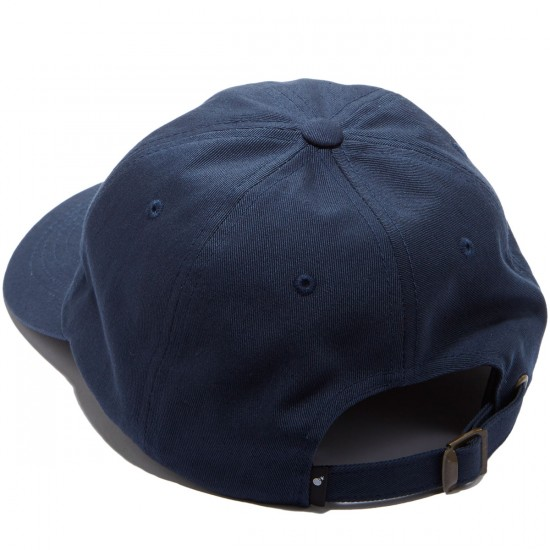 The Hundreds Mystery Snapback Hat - Navy