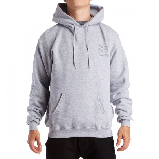 The Hundreds Line H Pullover Hoodie - Athletic Heather
