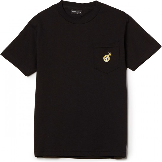 The Hundreds Urban Safari Pocket T-Shirt - Black