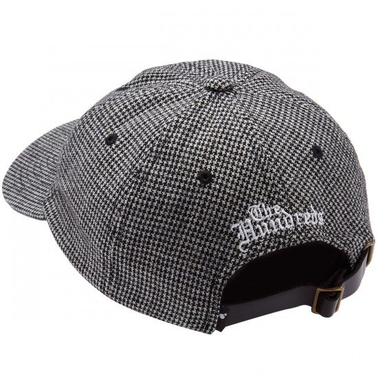The Hundreds Hounds Strapback Hat - Black