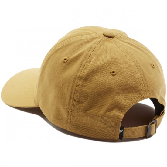 The Hundreds Rich Strapback Hat - Golden Yellow