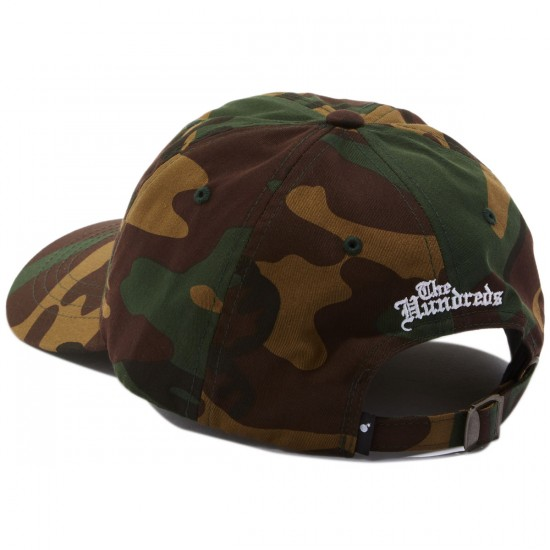 The Hundreds Rose Strapback Hat - Camo