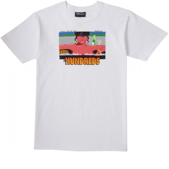The Hundreds Leisure T-Shirt - White