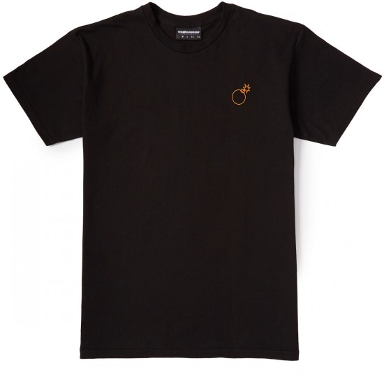 The Hundreds Slant Box T-Shirt - Black