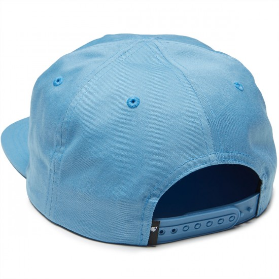 The Hundreds Slant Snapback Hat - Blue