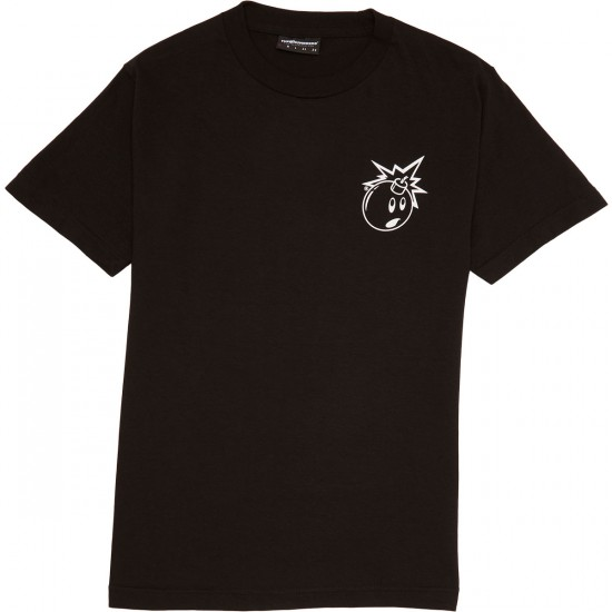 The Hundreds Forever Simple Adam T-Shirt - Black