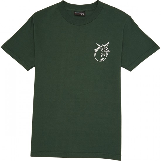 The Hundreds Forever Simple Adam T-Shirt - Forest