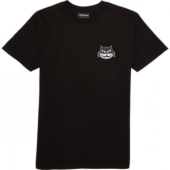 The Hundreds Ninth Life T-Shirt - Black