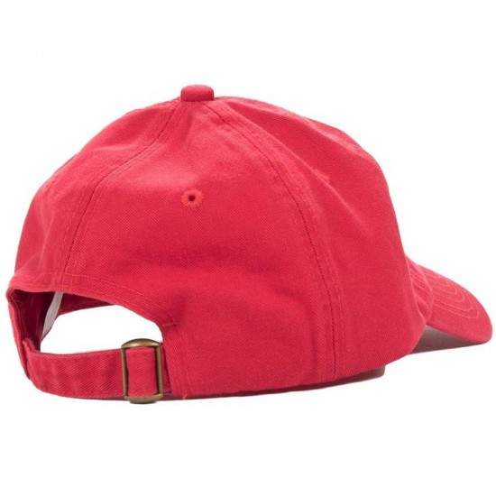 The Hundreds Adam Dad Hat - Red