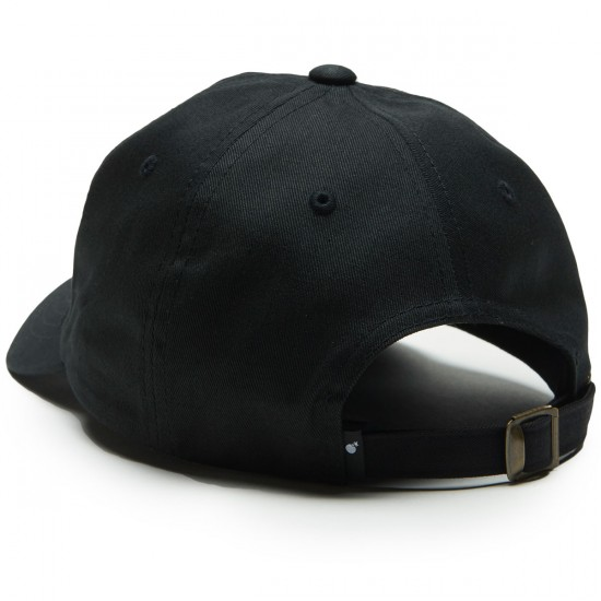 The Hundreds Adam Dad Hat - Black