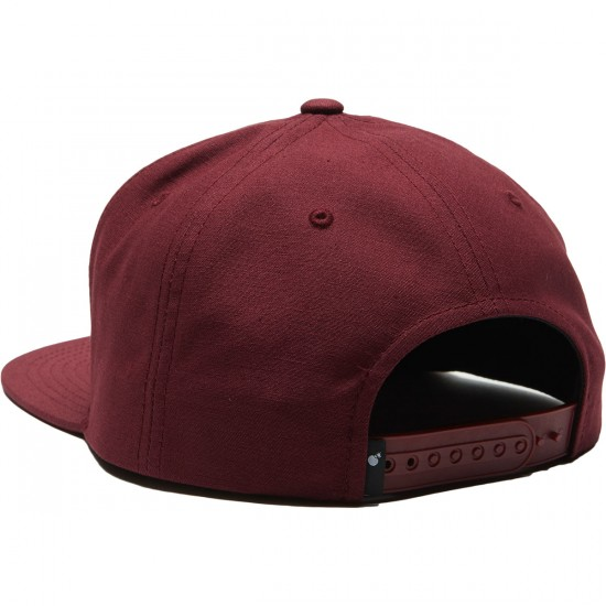 The Hundreds Adam Snapback Hat - Fucshia