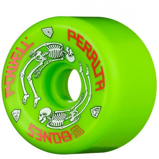 Powell Peralta G Bones Skateboard Wheels 64mm 97a #2