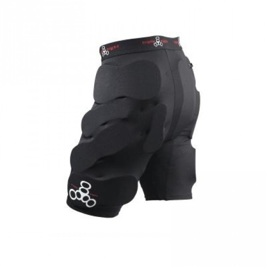 Triple Eight Bumsaver II Padded Snowboard Shorts