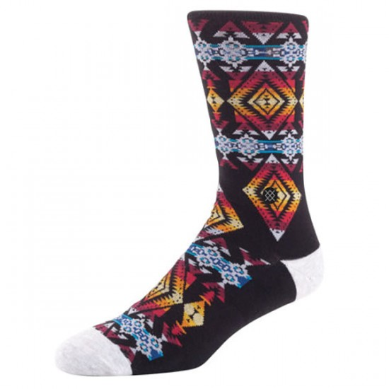 Stance Sunchild Socks - Black