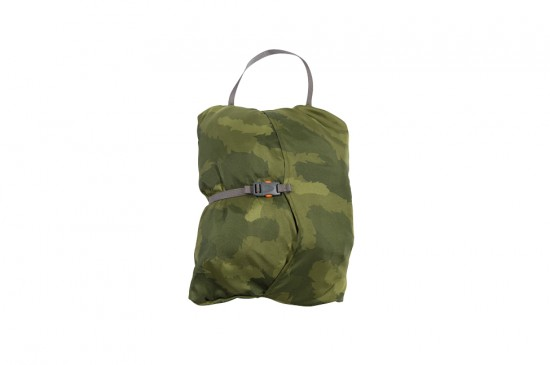 Poler Slacker Double Hammock - Green Camo