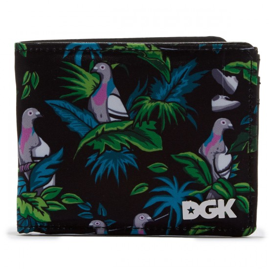 DGK By The Beach Wallet - Black