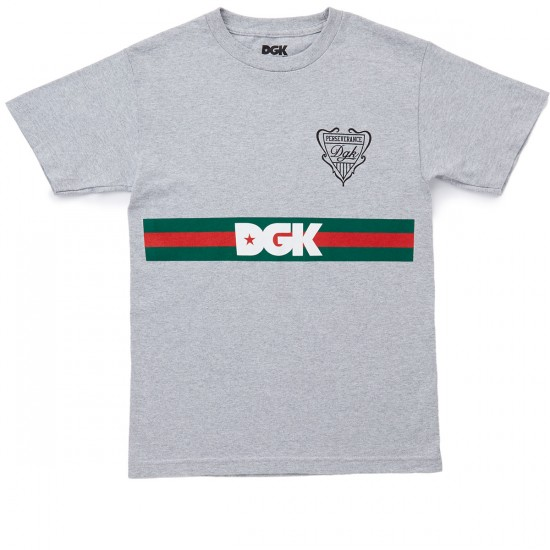 DGK Primo T-Shirt - Athletic Heather
